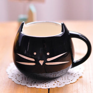 Creative Cat Milk Mug - Modvaii