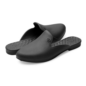 Waterproof Beach Slipper - Black