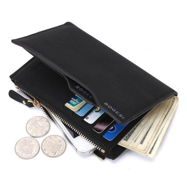 >>>>>HAPPY VALENTINE DAY<<<<with Coin Bag zipper new 2017 men wallets famous brand mens wallet male money purses Wallets  New Design Top  Men Wallet 836