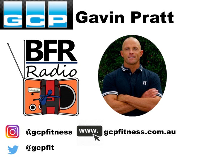 Episode 3 - Get fit and strong with BFR cycling (Guest - Gavin Pratt)