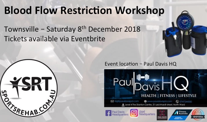 BFR Workshop - Townsville Sat 8th Dec 2018 (Ticket link in text)