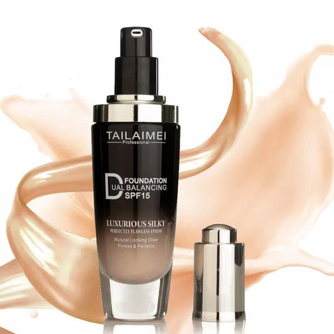 Professional Liquid Face Whitening Foundation