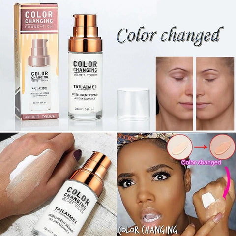 TLM Color Changing Liquid Foundation