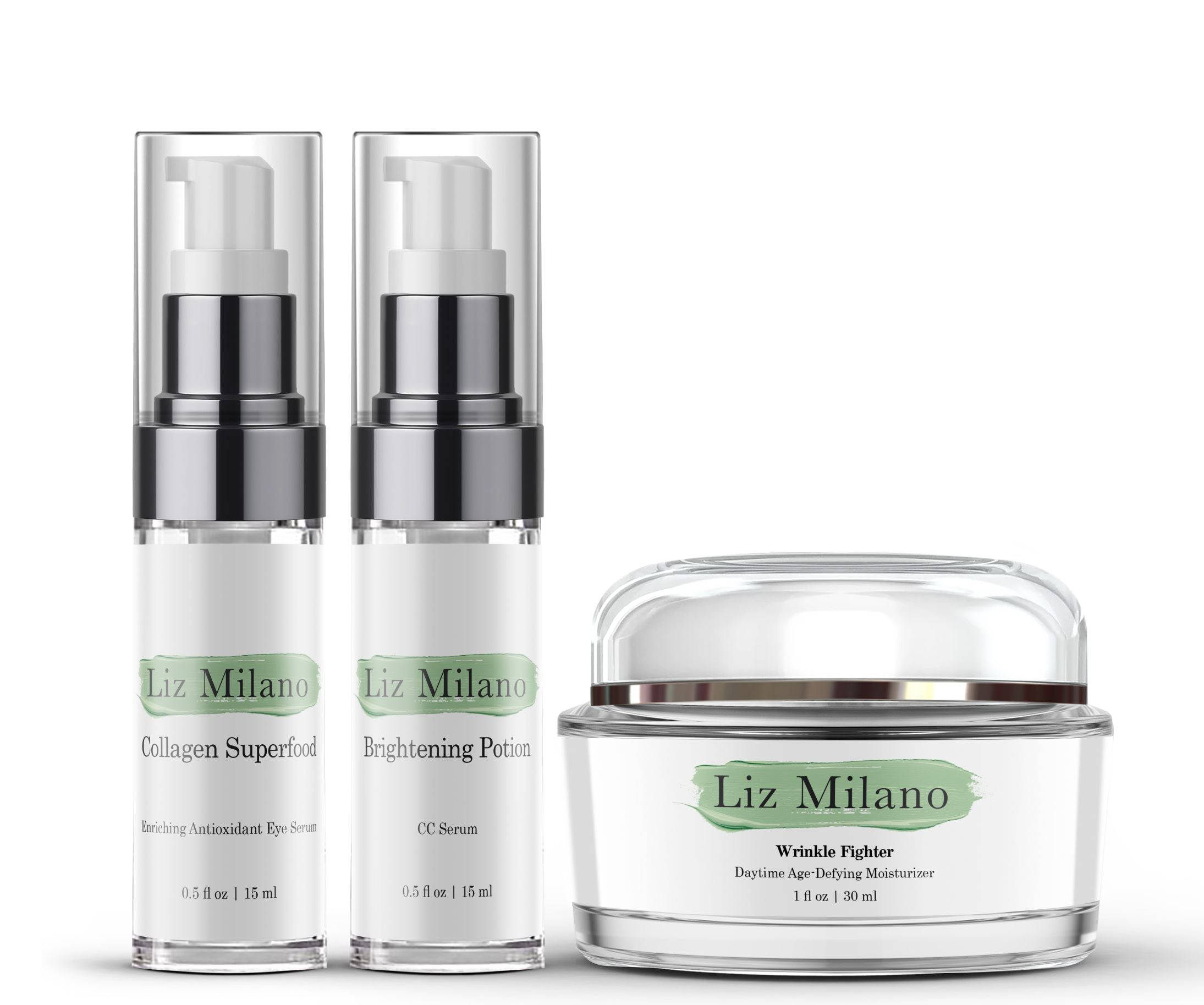 The Liz Milano Skincare System Welcome Offer - lizmilano