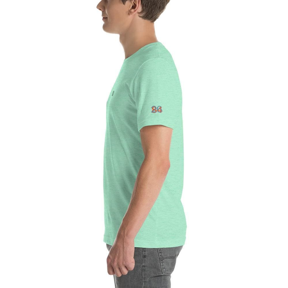 2684 Portobello Short-Sleeve Mens T-Shirt - Tshirt