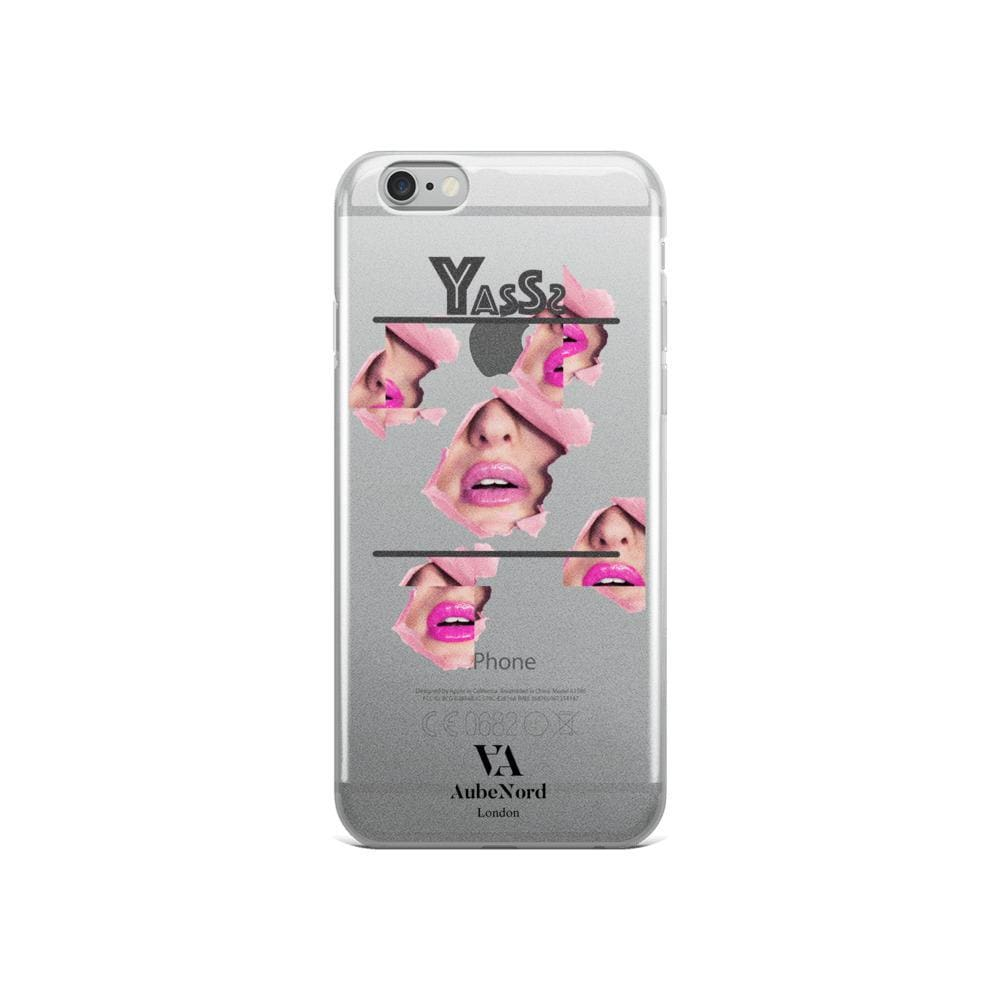 Aubenord Yasss Iphone Case - Iphone 6/6S - Mobile Case
