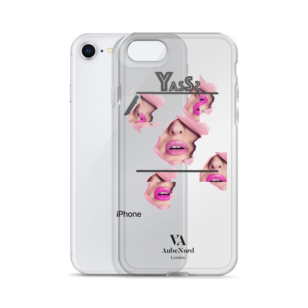Aubenord Yasss Iphone Case - Mobile Case