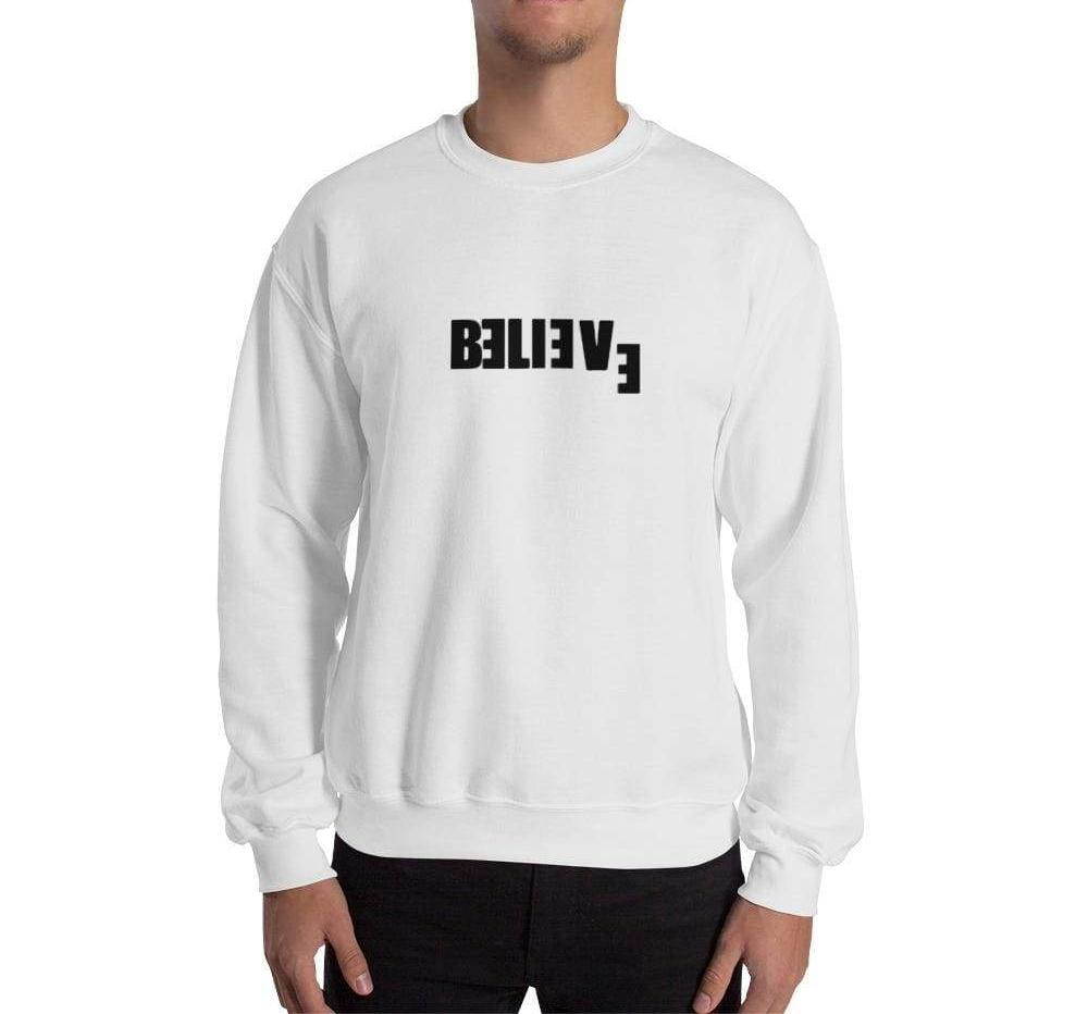 Believe Sweatshirt - S - Sweater