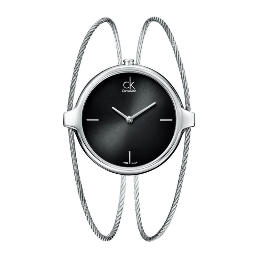 Calvin Klein Watch - W1 - Grey / Nosize - Accessories Watches