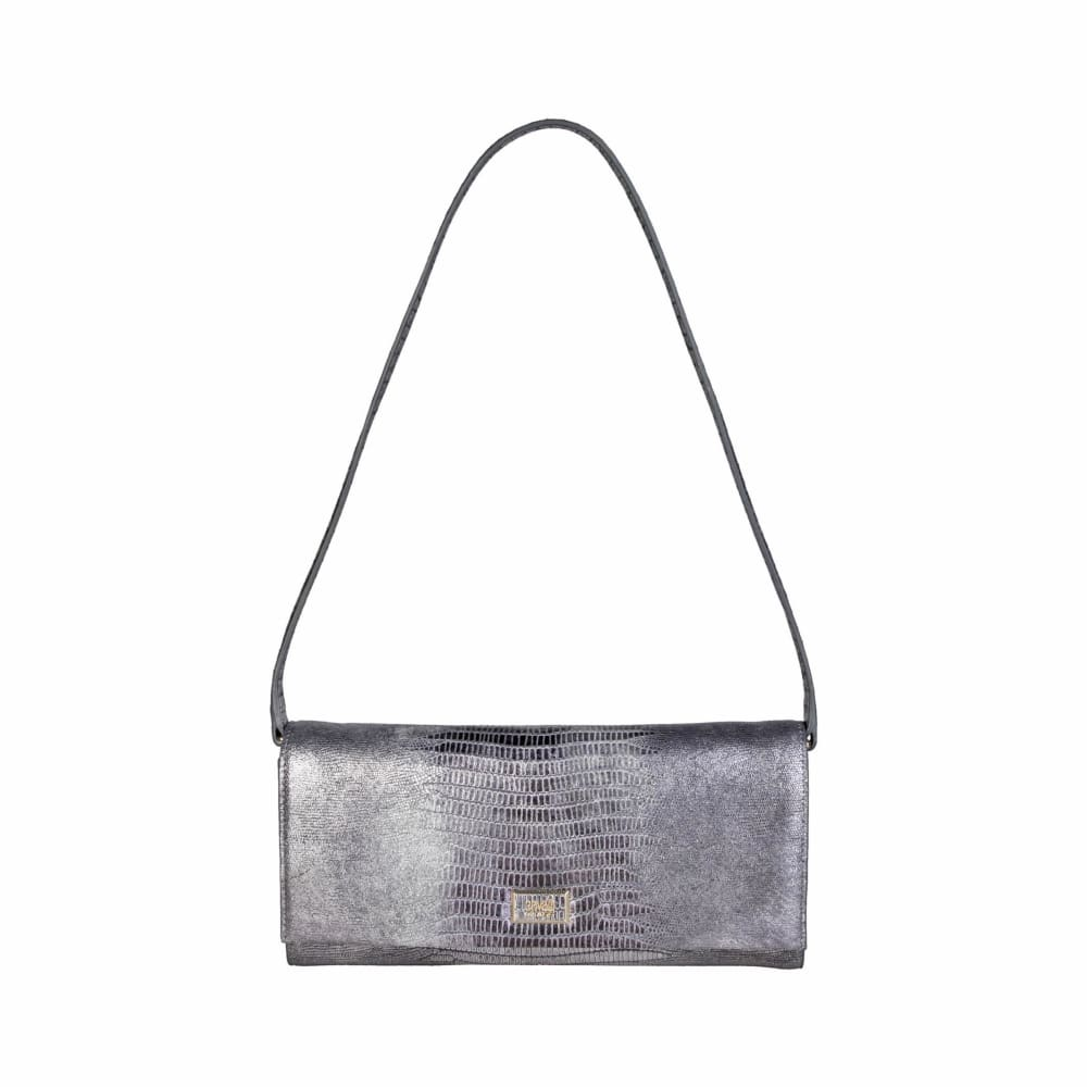 Cavalli Class - Cooper Clutch Bag - Grey / Nosize - Bags Clutch Bags