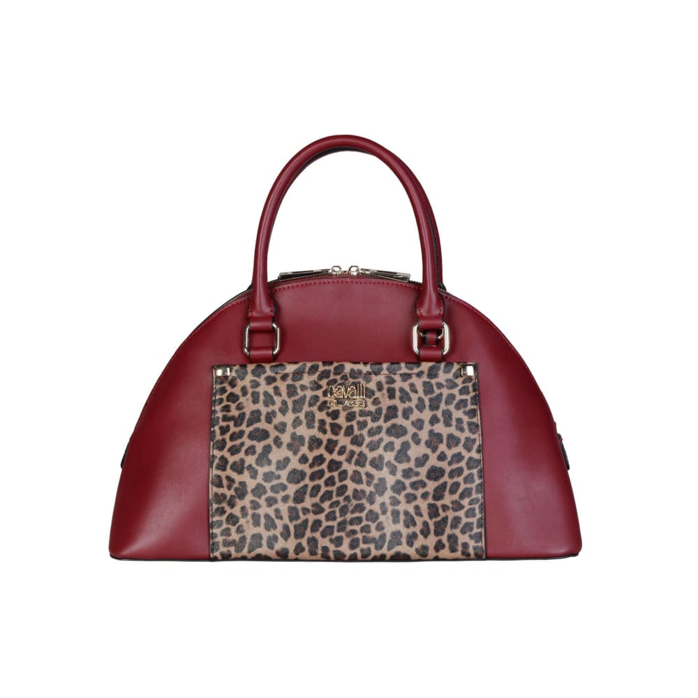 Cavalli Class - Handbag - Red-1 / Nosize - Bags Handbags