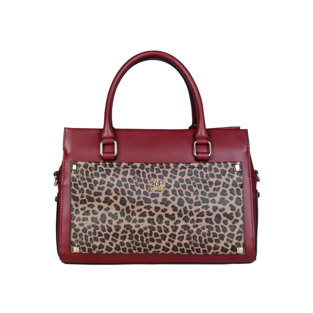 Cavalli Class - Handbag - Red / Nosize - Bags Handbags