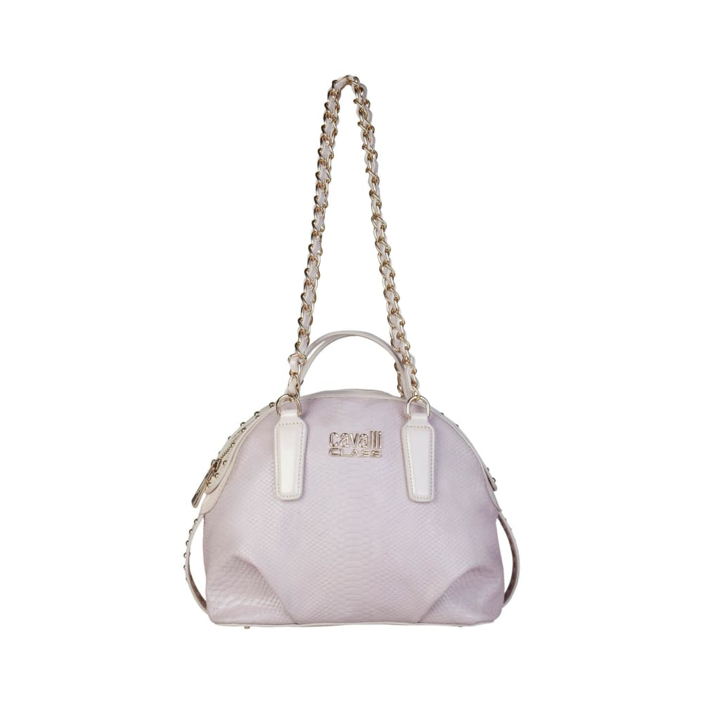 Cavalli Class - Mayfair Long Strap Shoulder Bag - Pink / Nosize - Bags Shoulder Bags