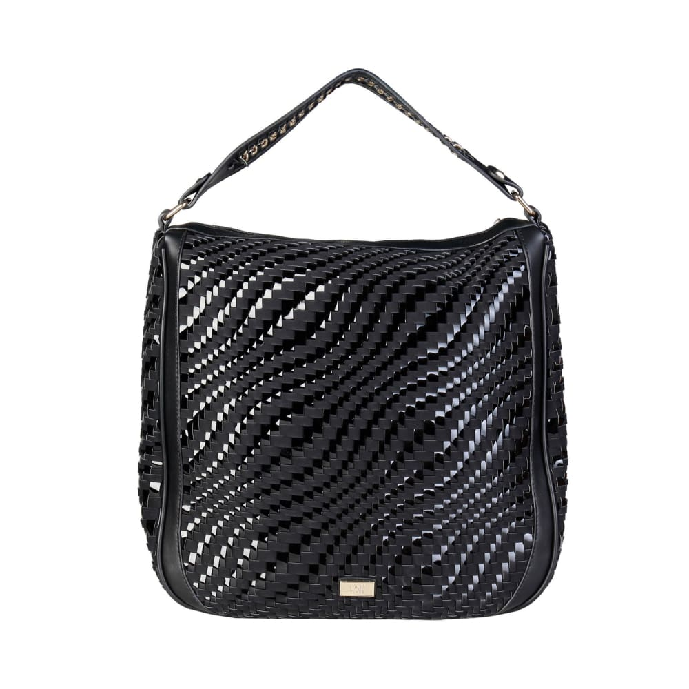 Cavalli Class - Wave Handbag - Black / Nosize - Bags Shoulder Bags