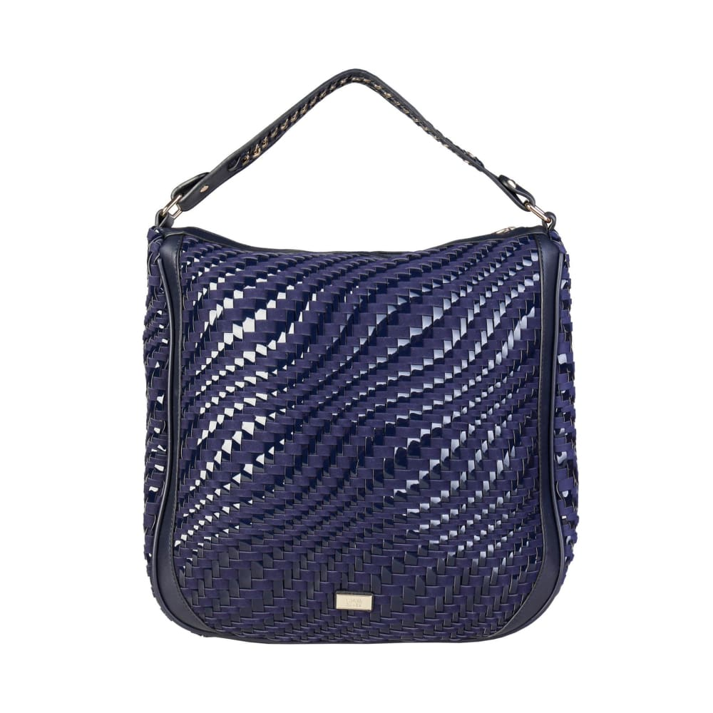 Cavalli Class - Wave Handbag - Blue / Nosize - Bags Shoulder Bags