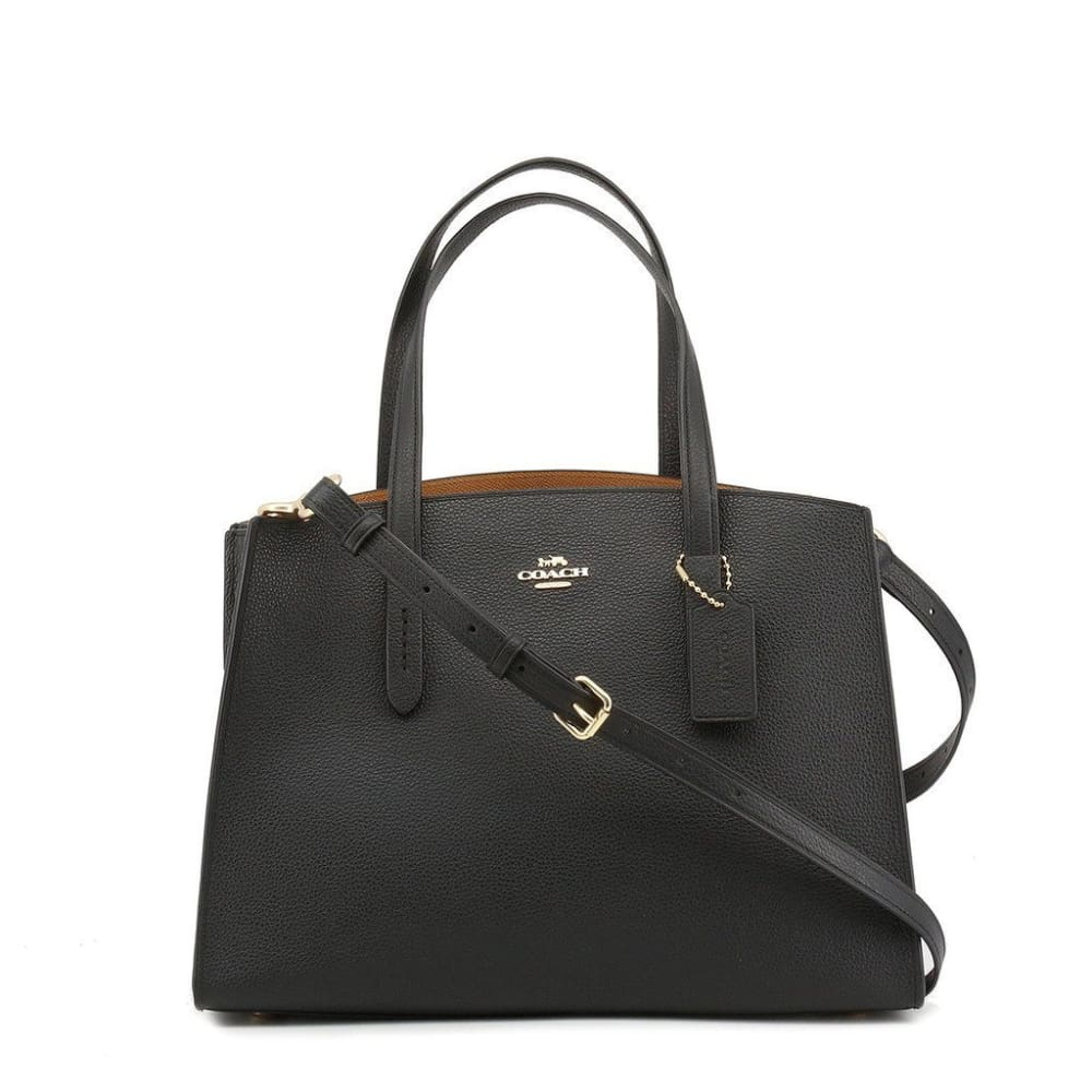 Coach - 002 - Black / Nosize - Bags Handbags