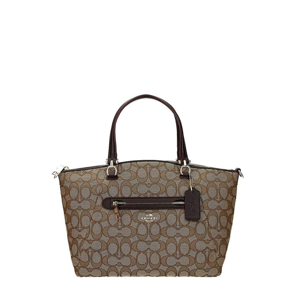 Coach - 021 - Brown / Nosize - Bags Handbags