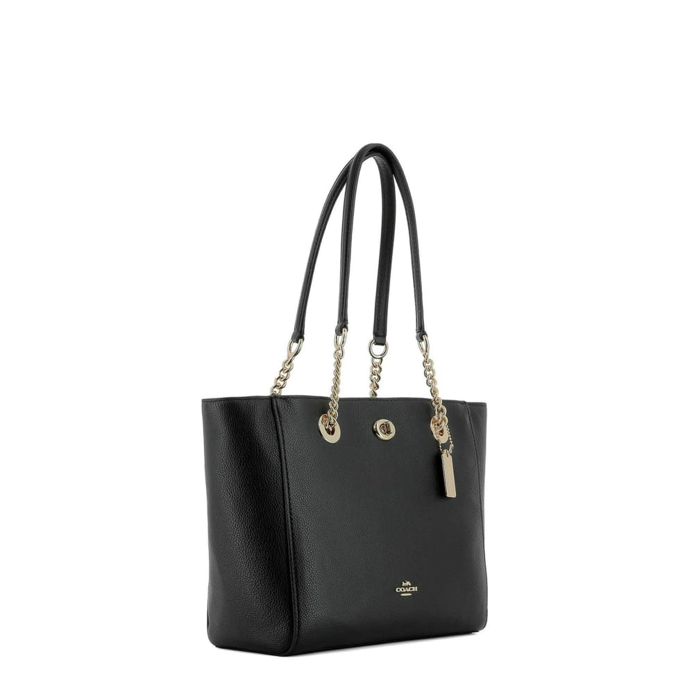 Coach - St Johns Wood Leather Shopping Bag - Bags Shopping Bags