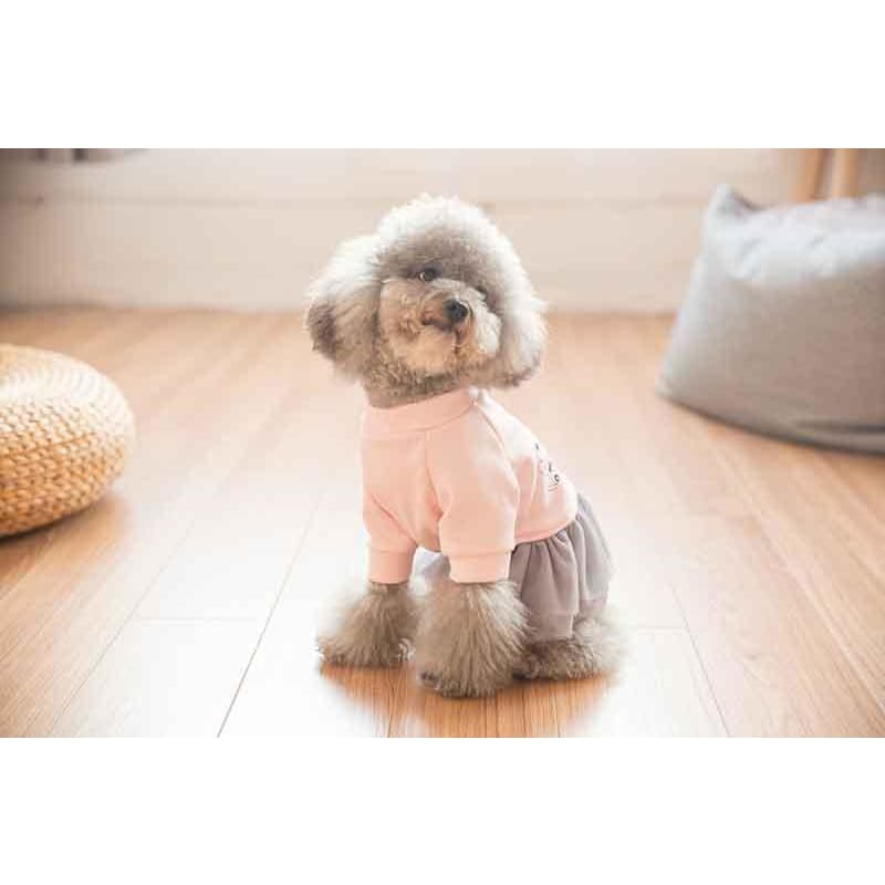 Dogs Outdoor Clothing Jacket With Skirt - Dog Clothes