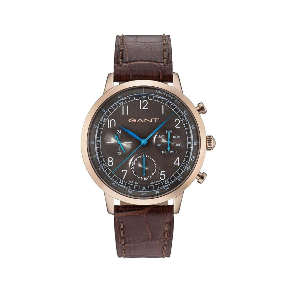 Gant - Calverton - Brown / Nosize - Accessories Watches