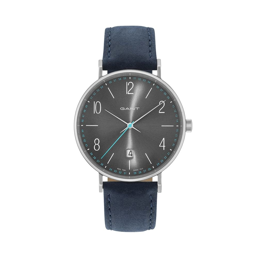 Gant - Detroit_Gt - Blue / Nosize - Accessories Watches