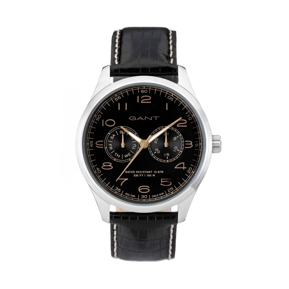 Gant - Montauk-Daydate - Black / Nosize - Accessories Watches
