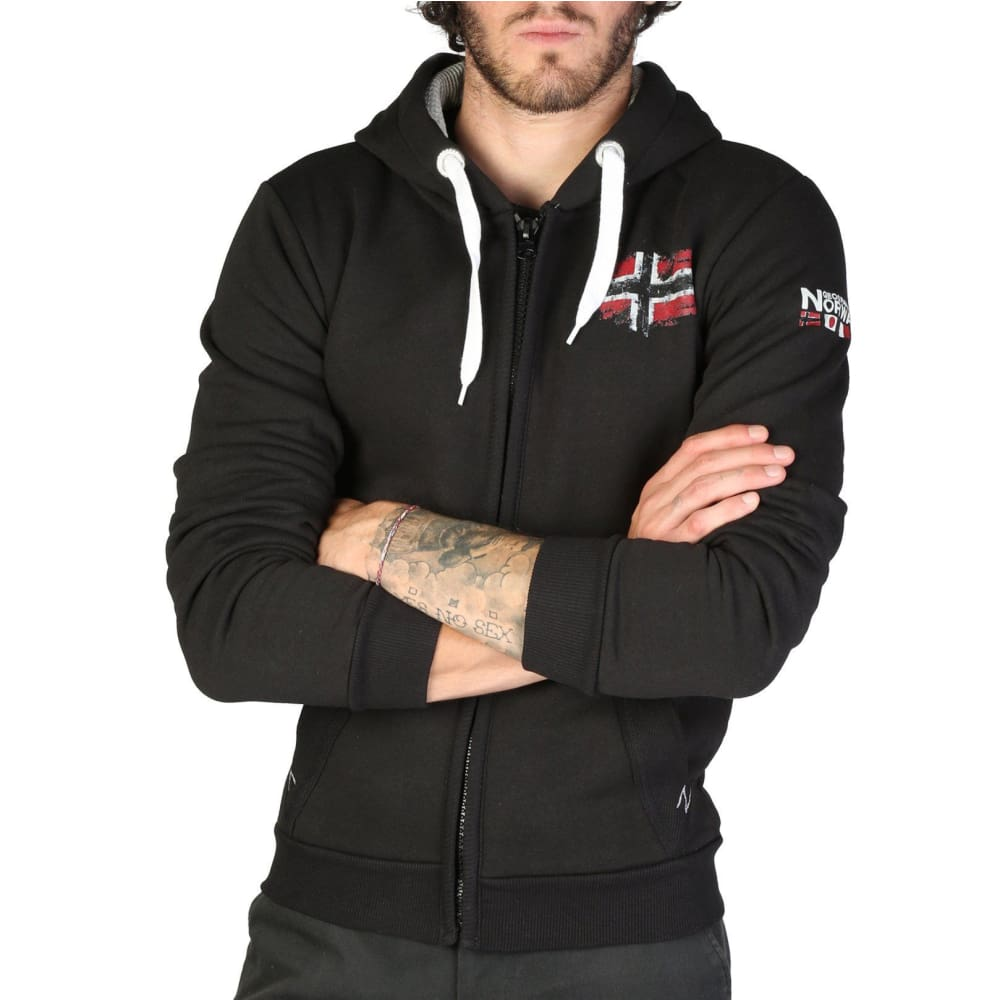 Geographical Norway 13 - Black / S - Clothing Sweatshirts