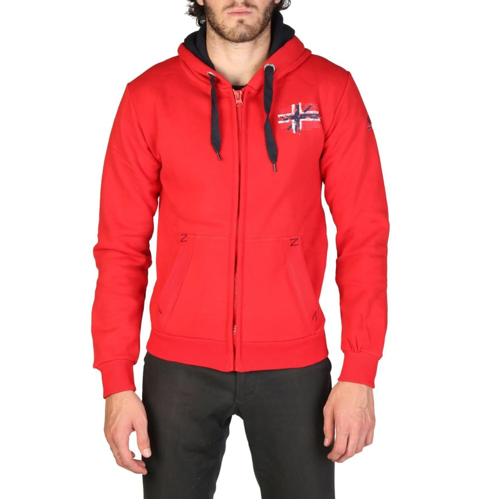 Geographical Norway 13 - Red / M - Clothing Sweatshirts