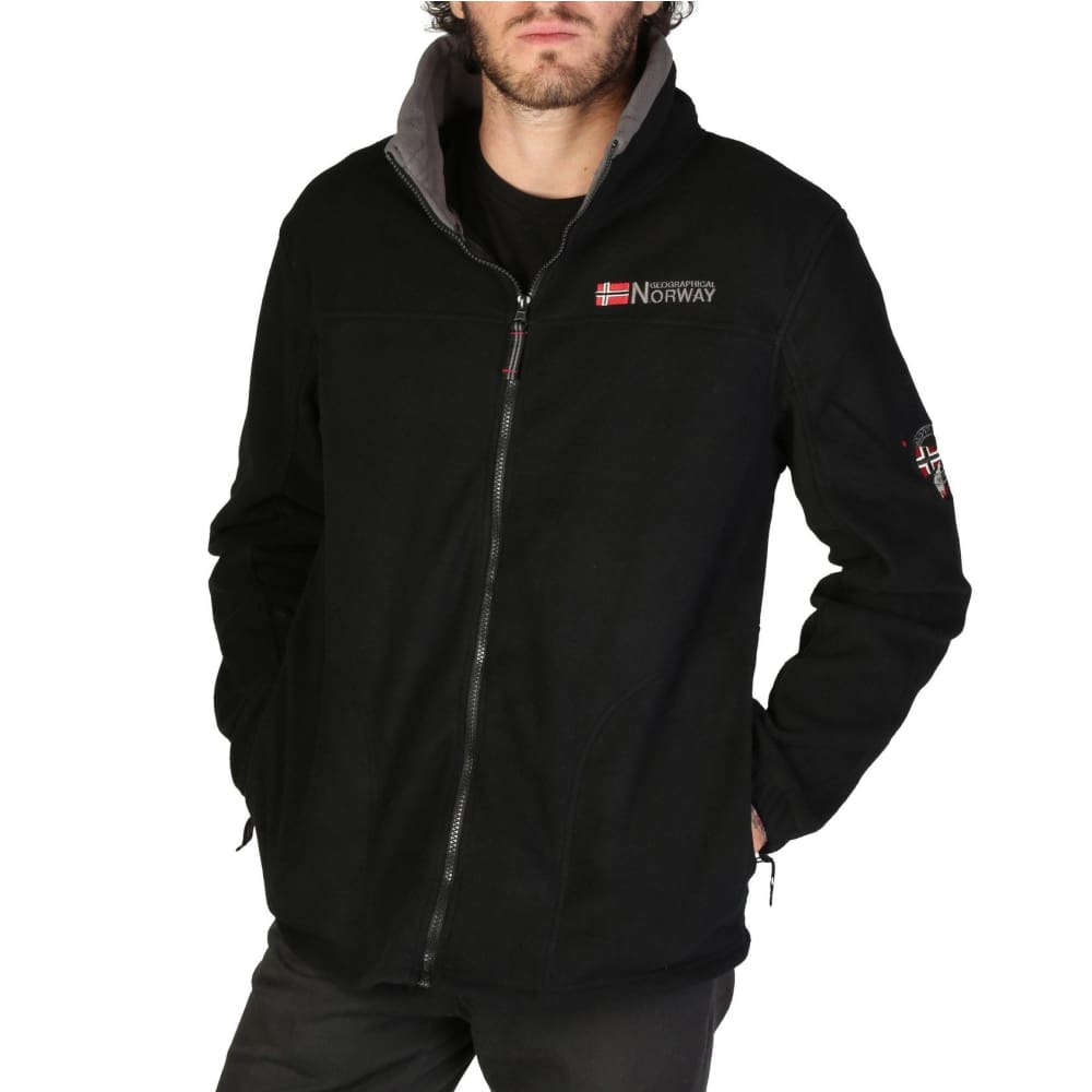 Geographical Norway 17 - Black / L - Clothing Sweatshirts