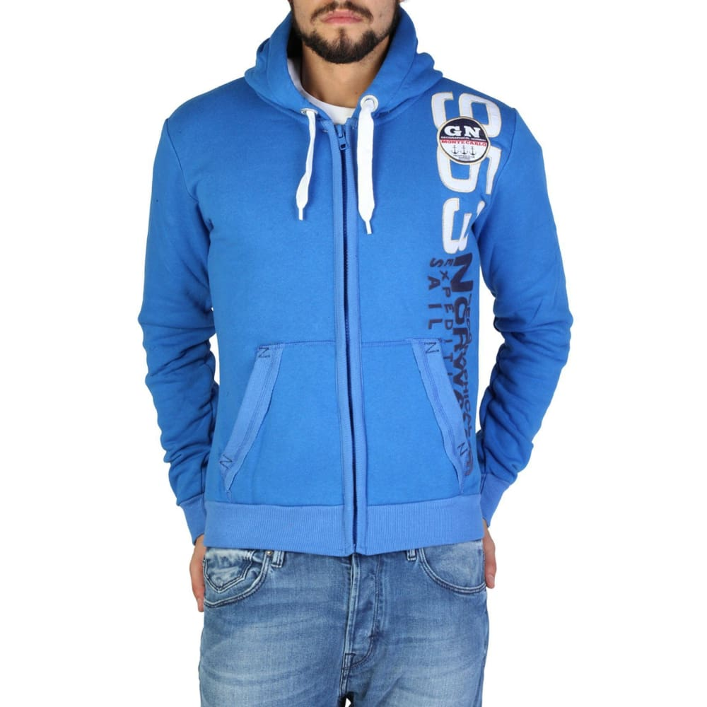 Geographical Norway 30 - Blue / M - Clothing Sweatshirts