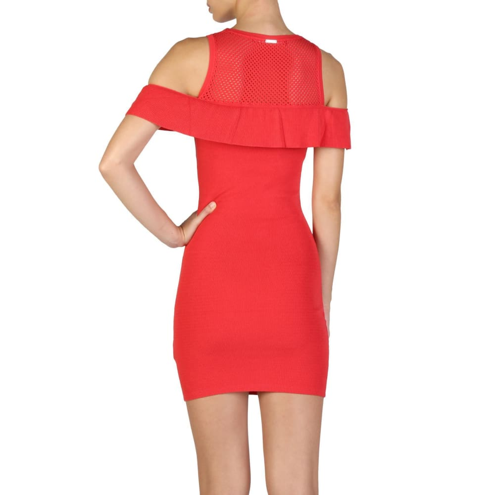 Guess - W73K64Z1L90 - Clothing Dresses - Clothing Dresses