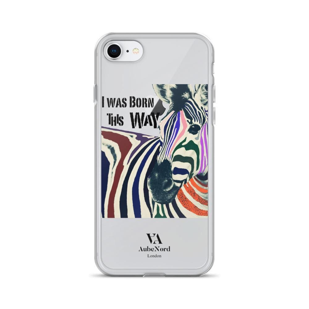 I Was Born This Way Iphone Case - Iphone 7/8 - Mobile Case