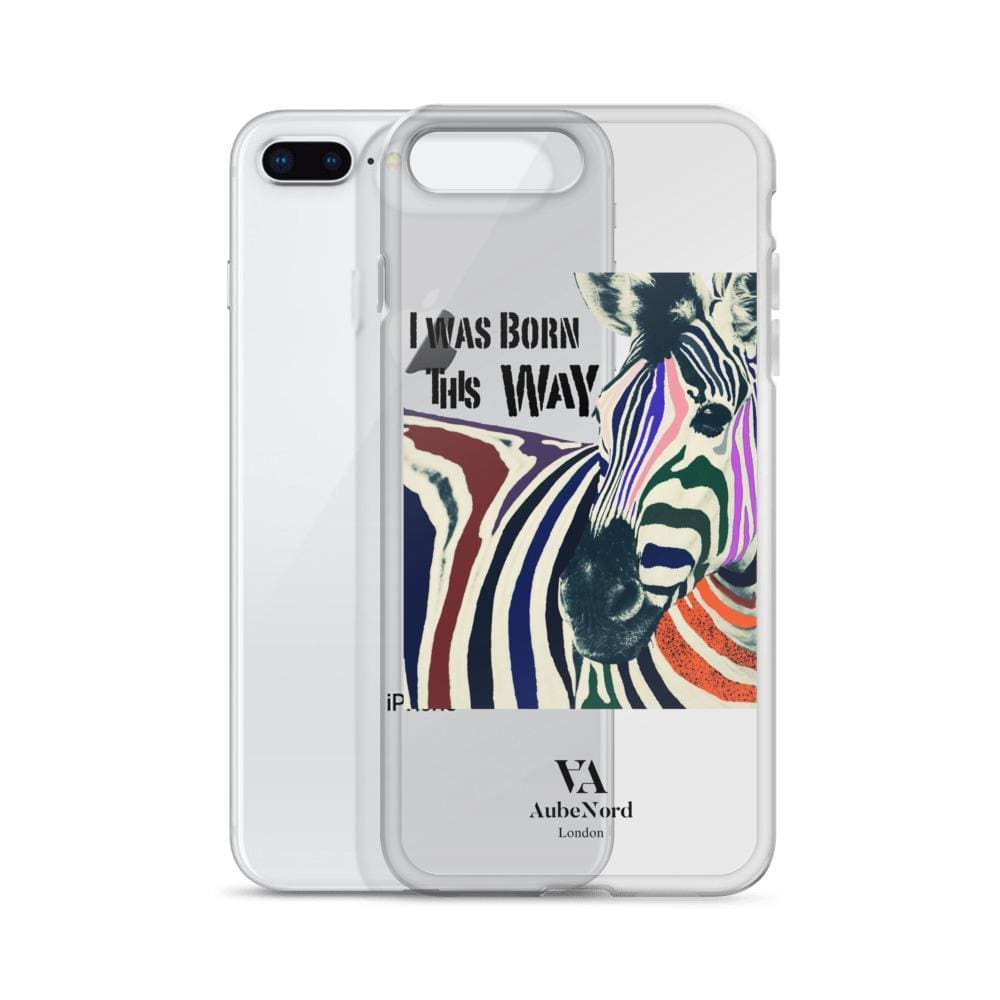 I Was Born This Way Iphone Case - Mobile Case