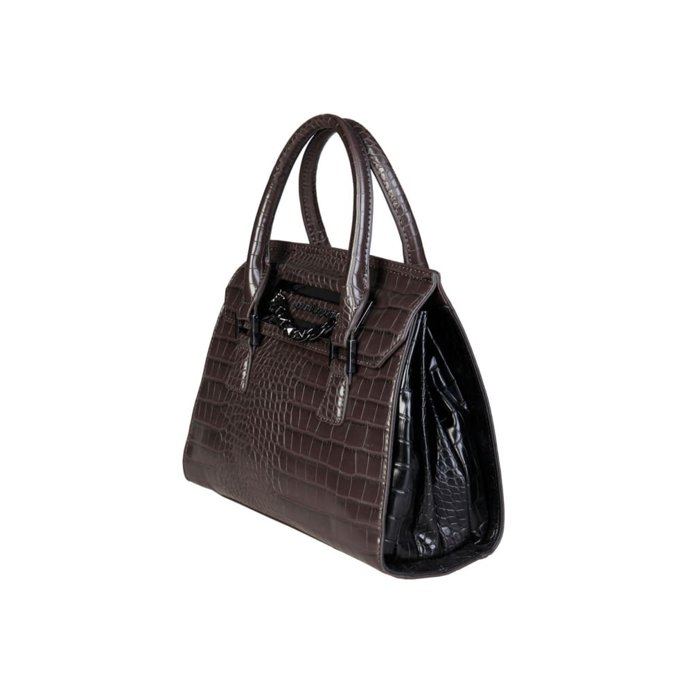 Laura Biagiotti Polish Finish Handbag - Bags Handbags