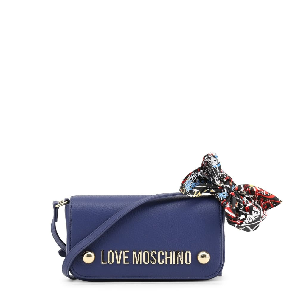 Love Moschino - Ma 52 - Blue / Nosize - Bags Crossbody Bags