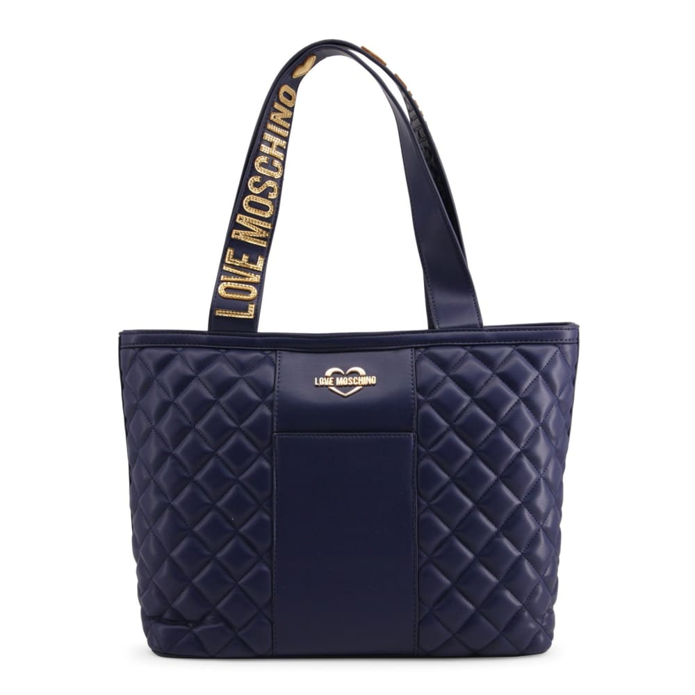 Love Moschino - Ma20 - Blue / Nosize - Bags Shoulder Bags