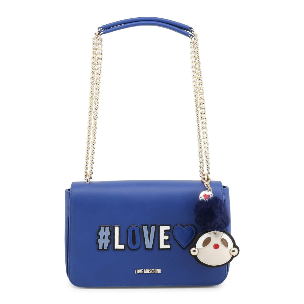 Love Moschino - Ma29 - Blue / Nosize - Bags Shoulder Bags