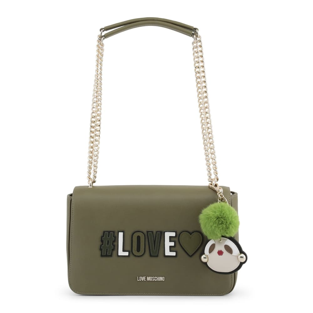 Love Moschino - Ma29 - Green / Nosize - Bags Shoulder Bags