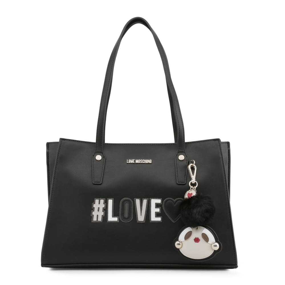 Love Moschino - Ma31 - Black / Nosize - Bags Shoulder Bags
