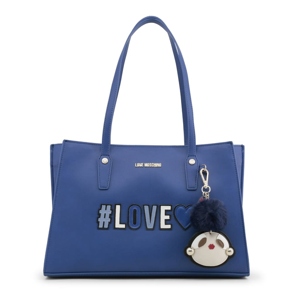 Love Moschino - Ma31 - Blue / Nosize - Bags Shoulder Bags