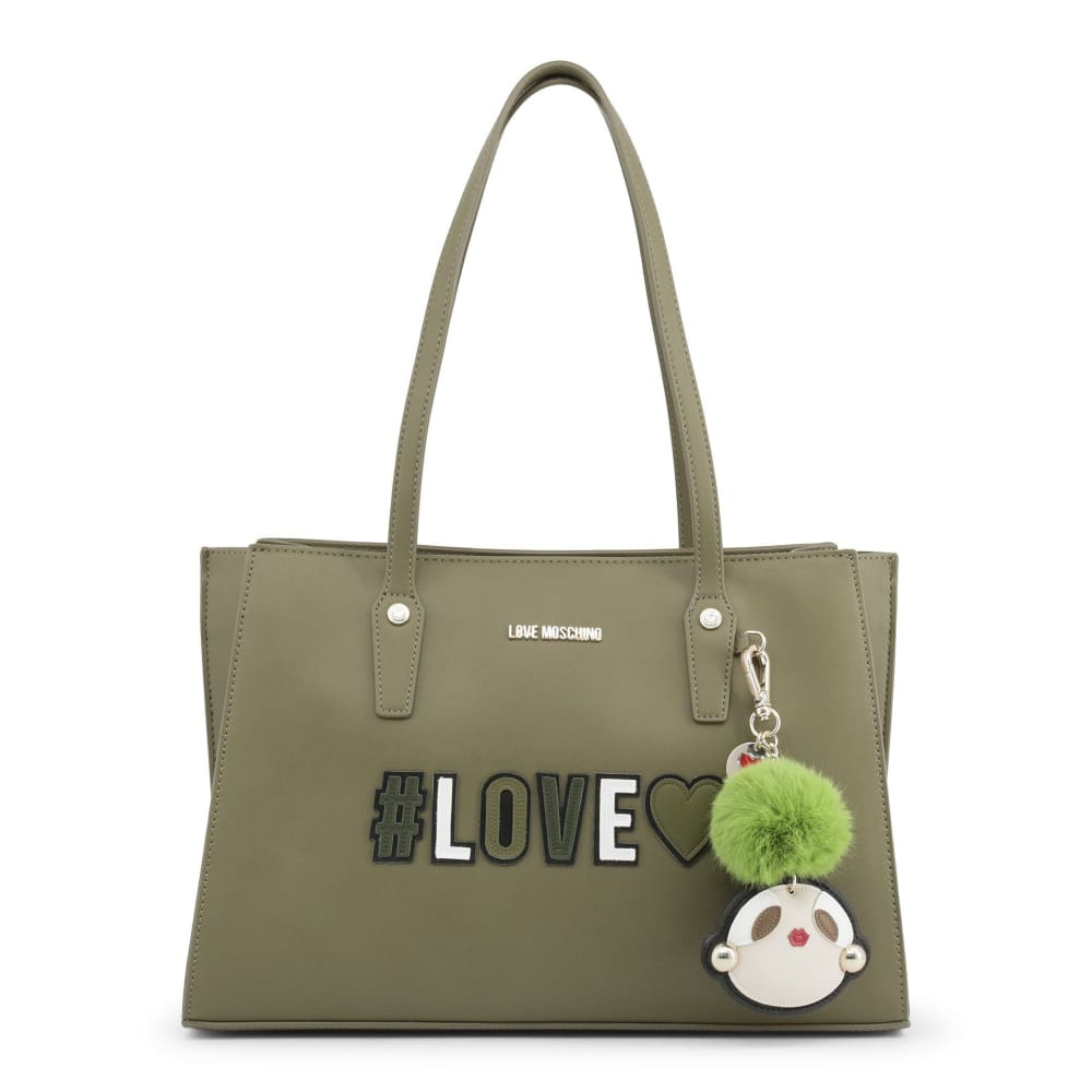 Love Moschino - Ma31 - Green / Nosize - Bags Shoulder Bags