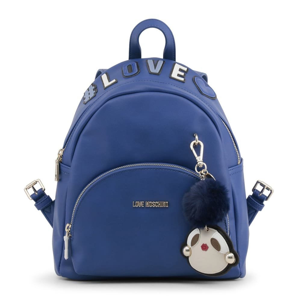 Love Moschino - Ma33 - Blue / Nosize - Bags Rucksacks
