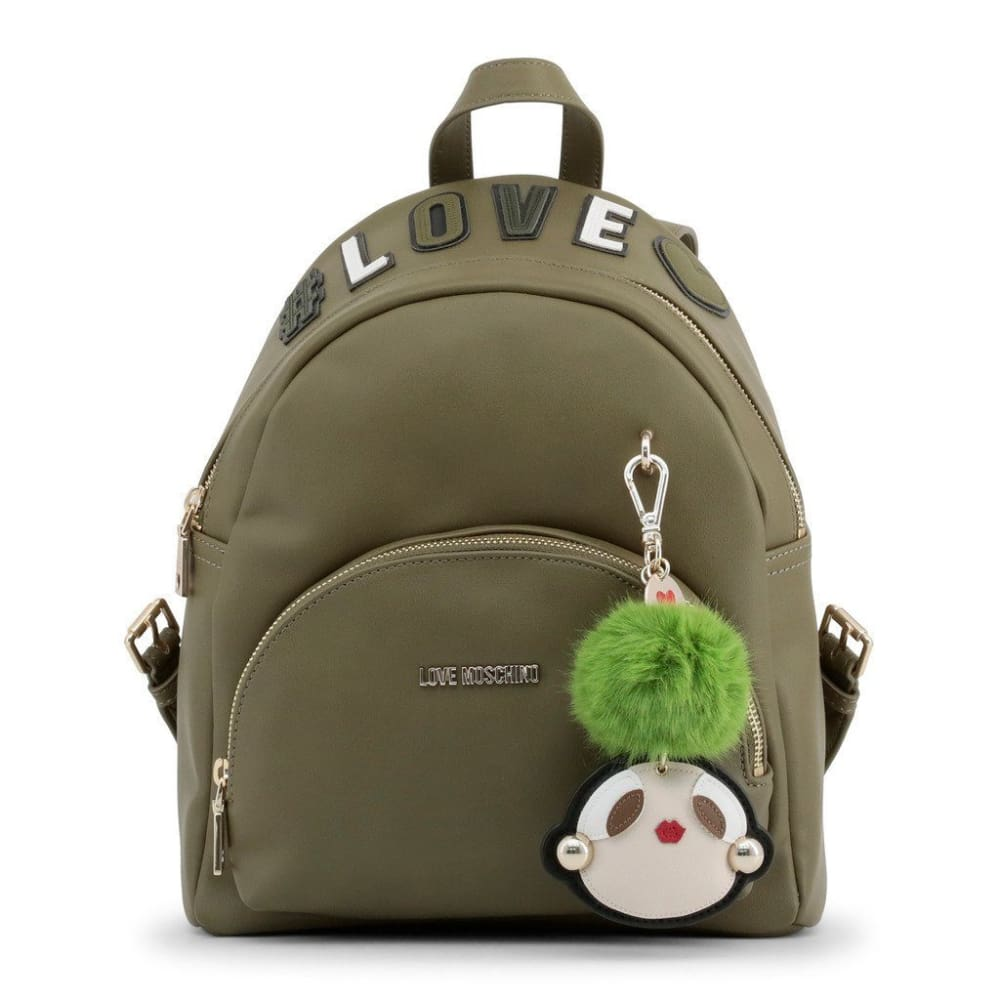 Love Moschino - Ma33 - Green / Nosize - Bags Rucksacks