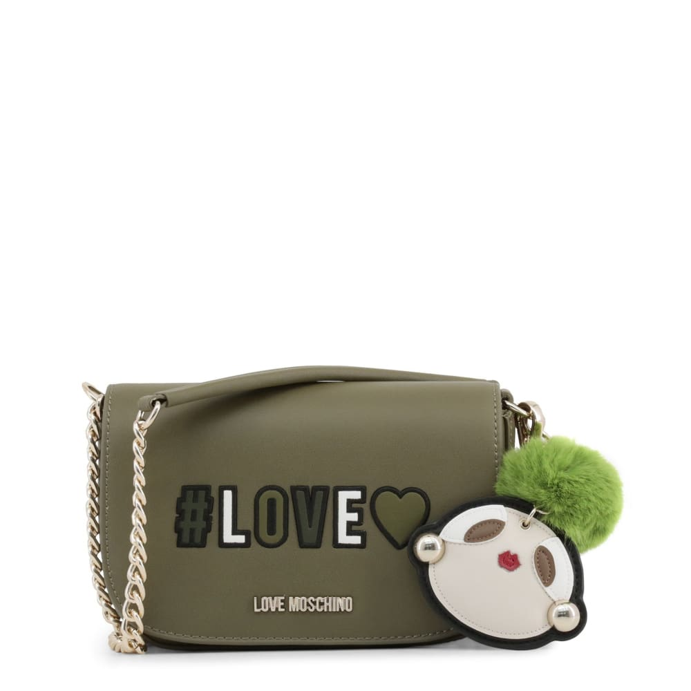 Love Moschino - Ma36 - Green / Nosize - Bags Crossbody Bags