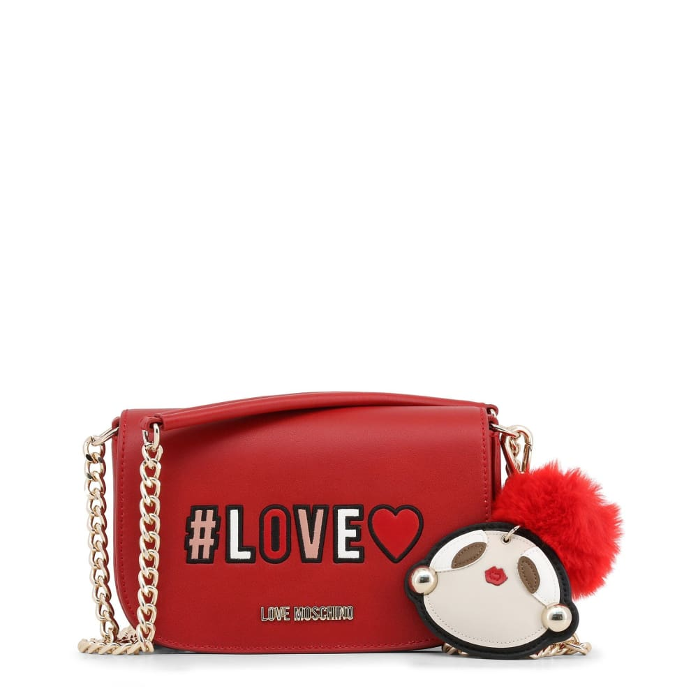 Love Moschino - Ma36 - Red / Nosize - Bags Crossbody Bags