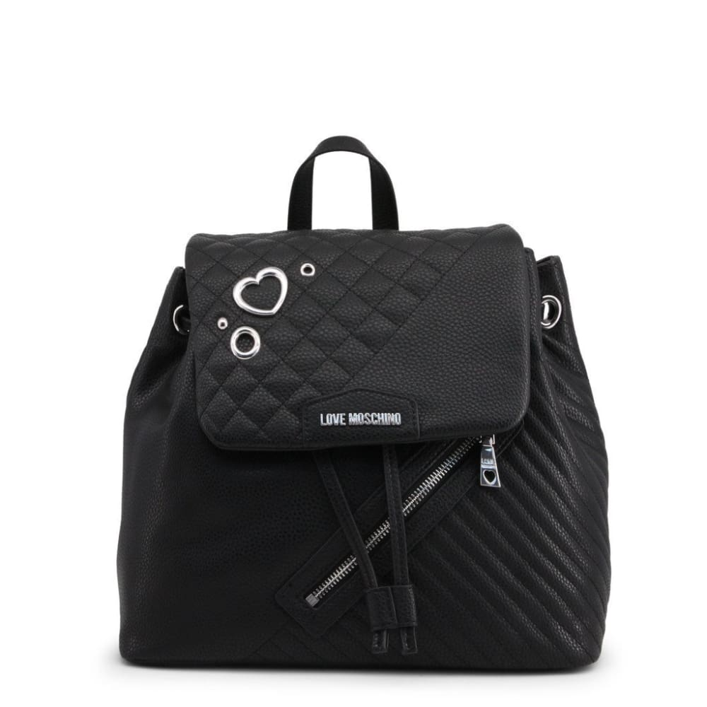 Love Moschino - Ma38 - Black / Nosize - Bags Rucksacks