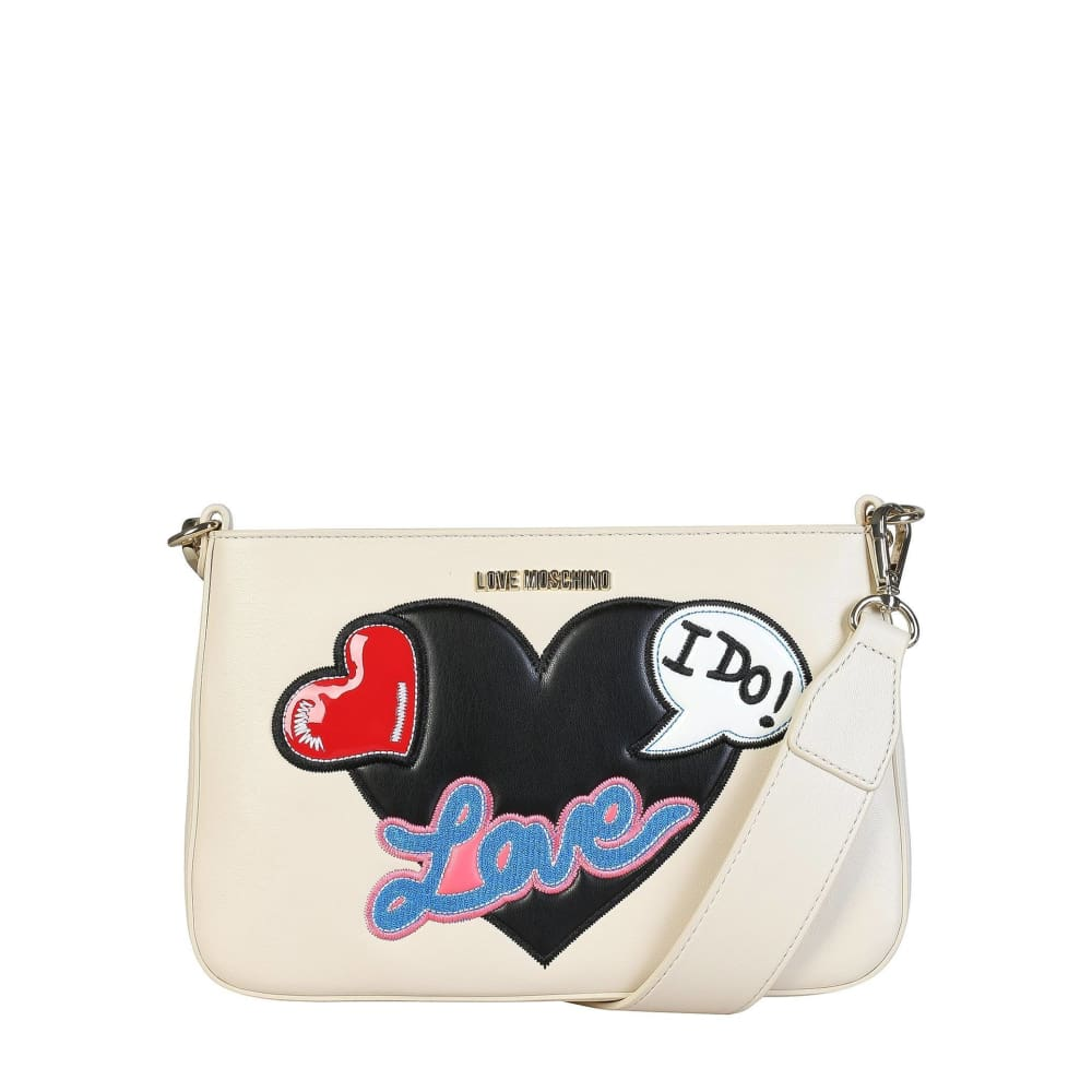 Love Moschino - Ma43 - White / Nosize - Bags Clutch Bags