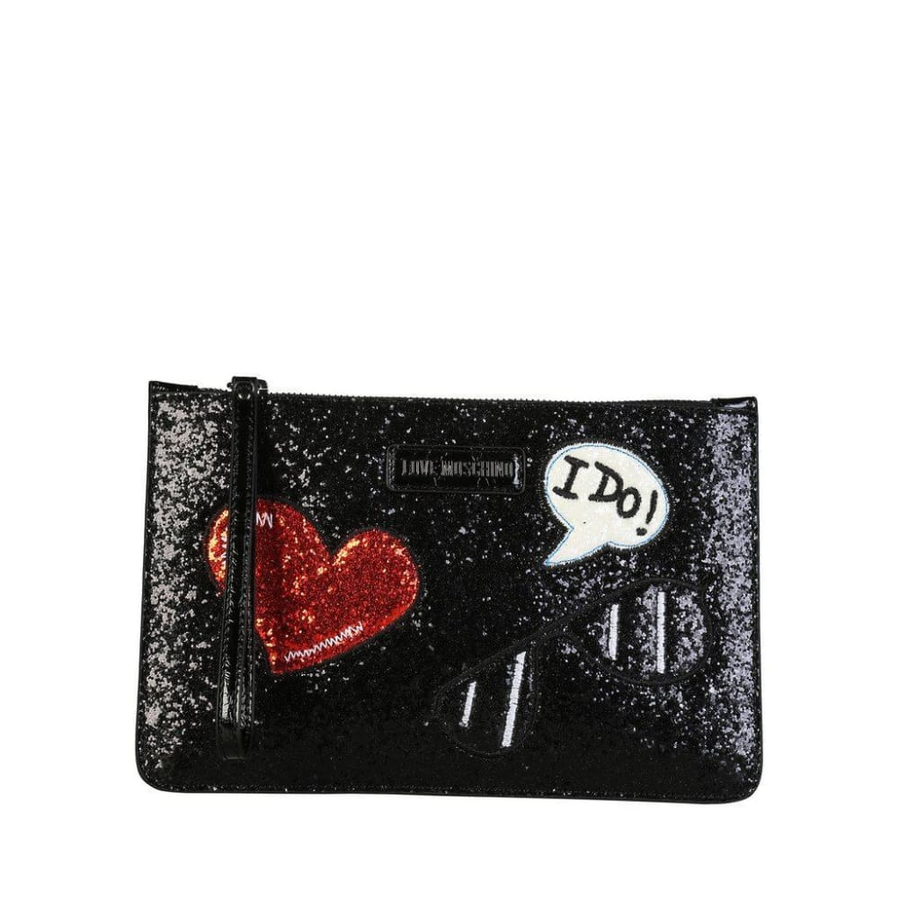 Love Moschino - Ma53 - Black / Nosize - Bags Clutch Bags