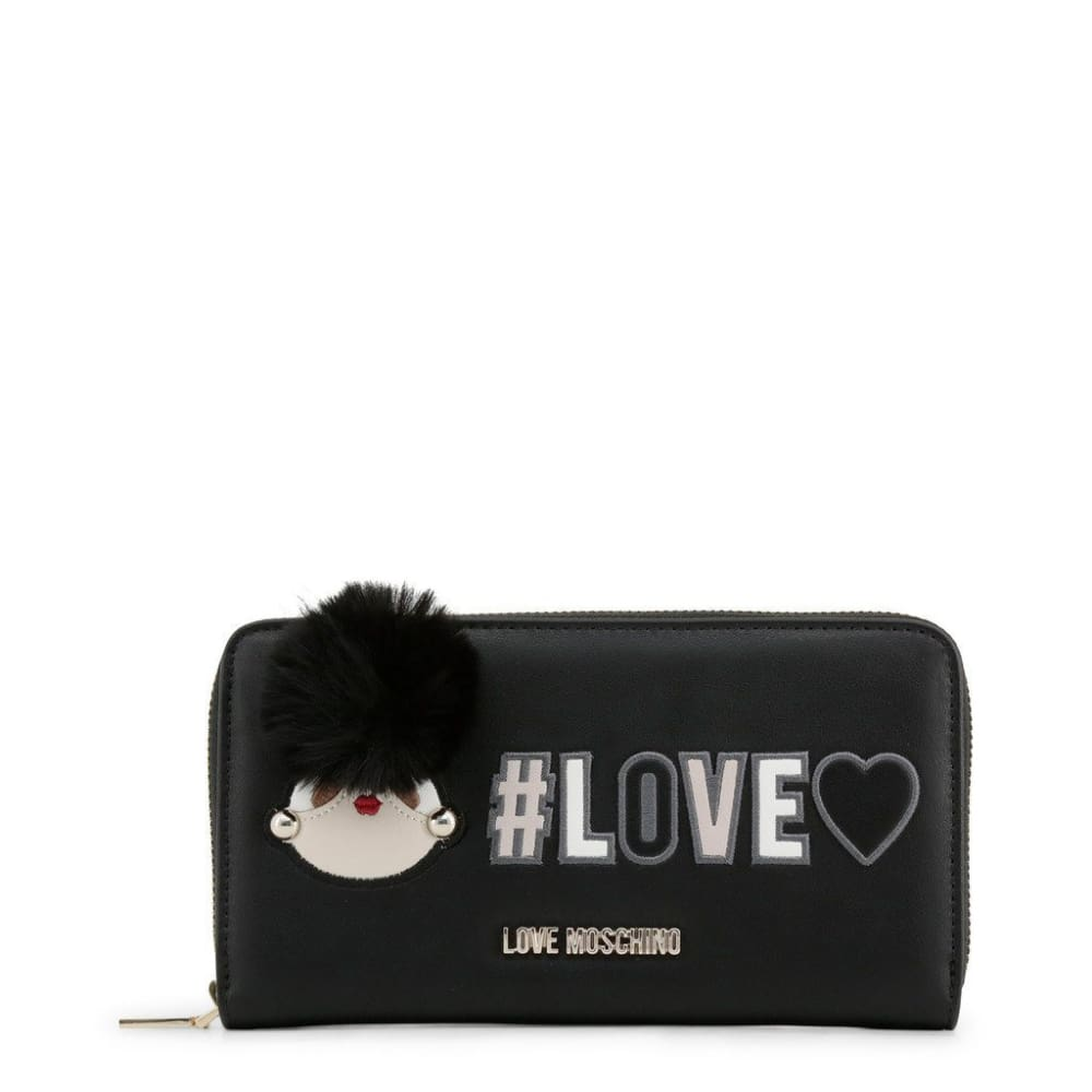 Love Moschino - Ma58 - Black / Nosize - Bags Wallets