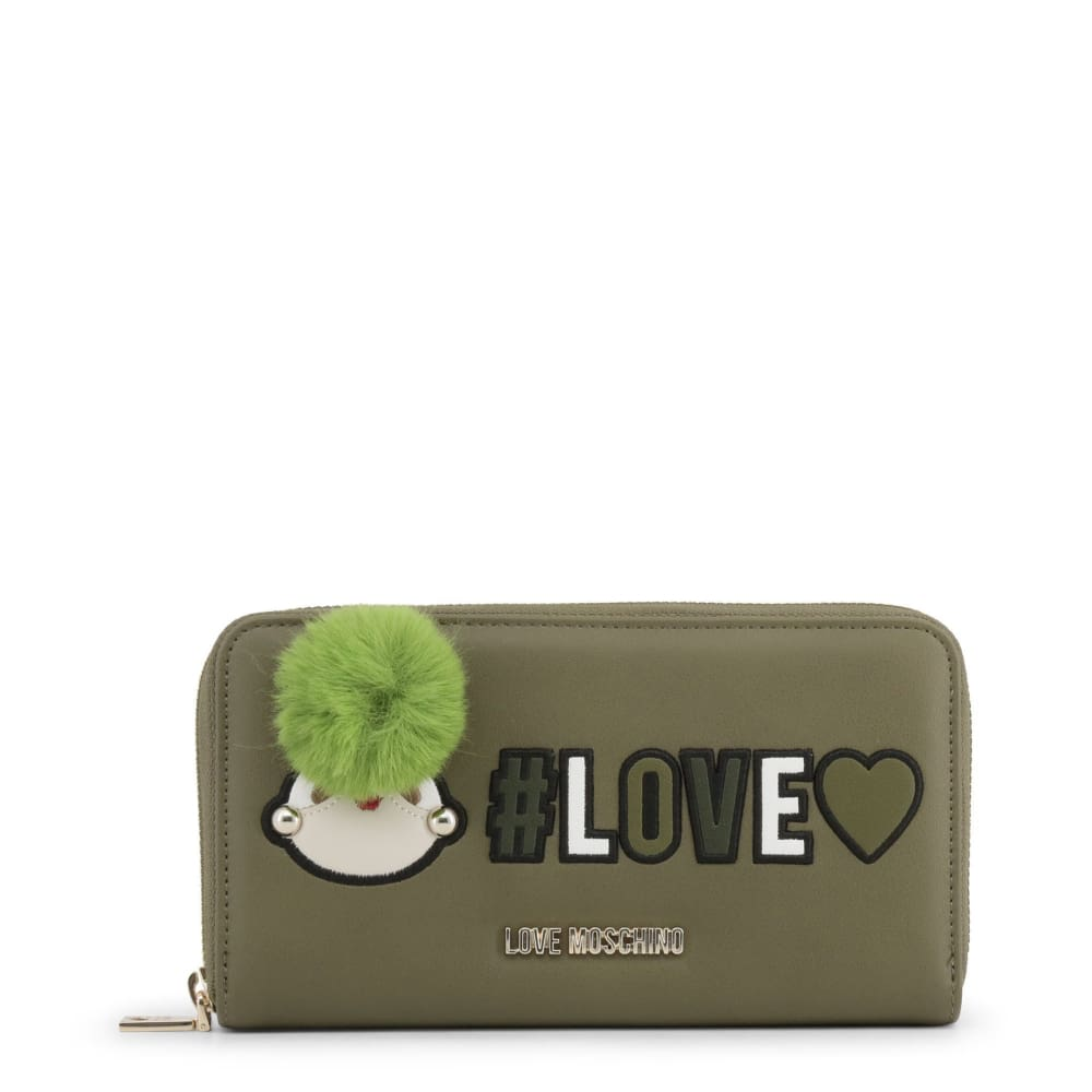 Love Moschino - Ma58 - Green / Nosize - Bags Wallets